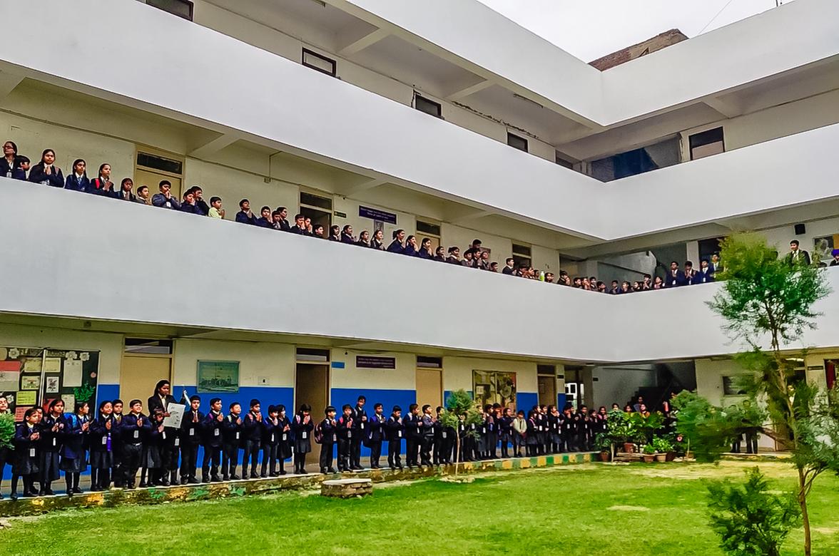 best school campus